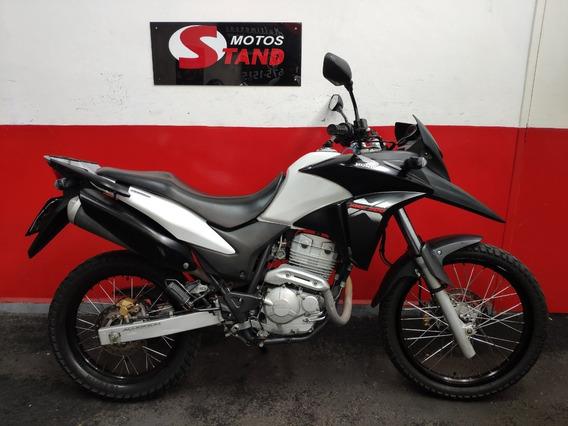 Honda Xre 300 2015 Branca Branco