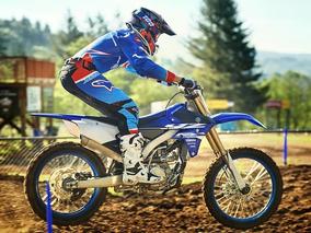 Yamaha Yz 250 F 0km Llantas Azules Modelo 2018 Palermo Bikes