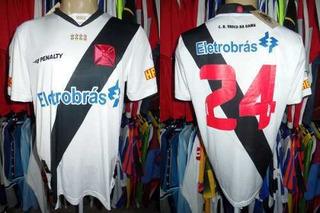 Vasco Da Gama 2009 Camisa Titular Tamanho G Número 24.