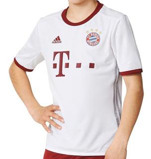 Playera Jersey Fc Bayern München Ucl Niño adidas Full Az4667