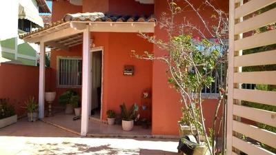 Casa Em Barroco (itaipuaçu), Maricá/rj De 88m² 3 Quartos À Venda Por R$ 400.000,00 - Ca214287