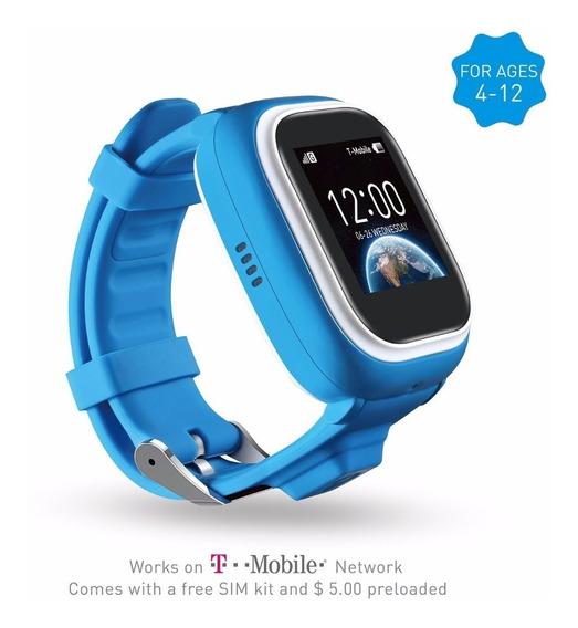 Reloj Gps Ticktalk 1.0s Touch Screen Kids Wearable Tracker