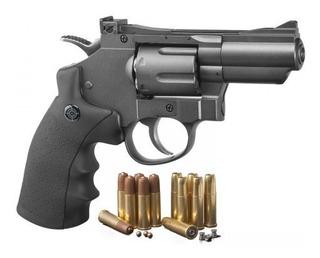 Revolver Metálico Crosman Snr357