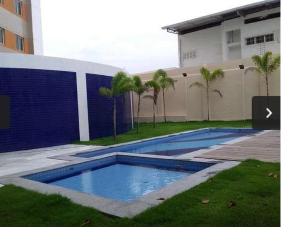 Apartamento Em Centro, Fortaleza/ce De 60m² 2 Quartos À Venda Por R$ 350.000,00 - Ap406029