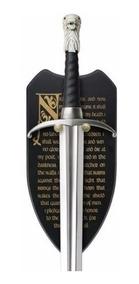 Game Of Thrones: Replica Da Espada Do Jon Snow - Valyrian St