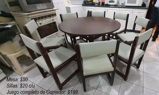 Venta De Garage: Muebles, Juego De Sala, Comedor, Camas, Etc
