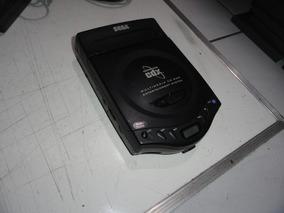 Mega Drive Sega Cd Cdx Console C/ Defeito Placa De Video C03