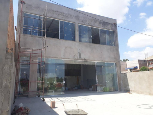 Barracão Para Alugar, 250 M² Por R$ 3.500,00/mês - Marieta Dian - Paulínia/sp - Ba1054