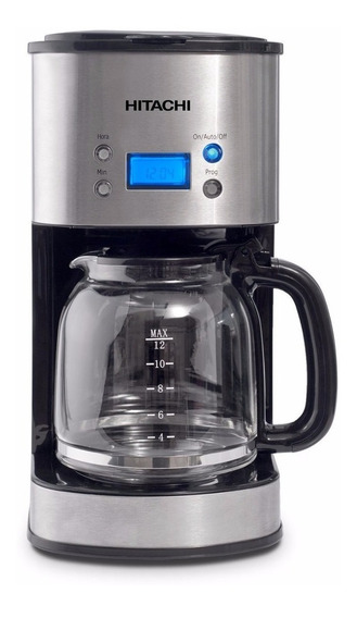 Cafetera Hitachi HCM-100AR Acero inoxidable 220V