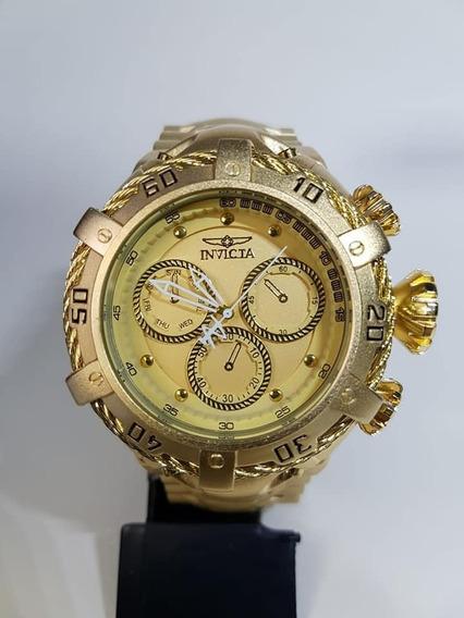Relógio Invicta Lindo Dourado