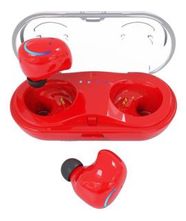 Gemelos Sin Hilos Bt Auriculares Auriculares Hbq-q18 Mini In