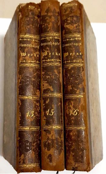 Obras De Wilhelm Blumenhagen, Vol 13, 15, 16 .ed. 1839