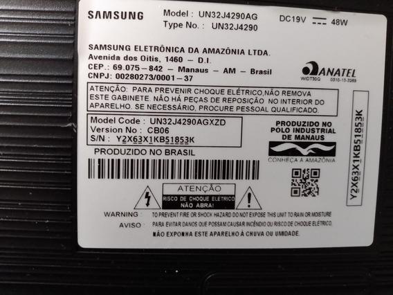 Tv Samsung 2 Meses De Uso Caiu E Quebrou A Tela. Peças Novas