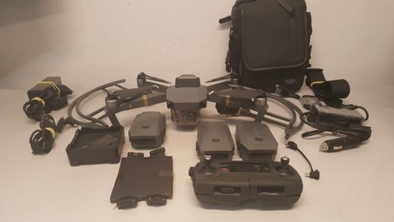 Drone Mavic Pro Fly More Combo Para Exigentes