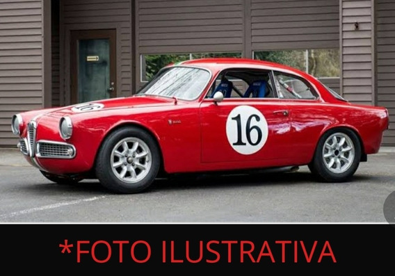 Alfa Romeo Giulietta Sprint 1962