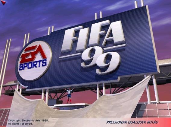 Fifa 99 Dublado Em Português Pc