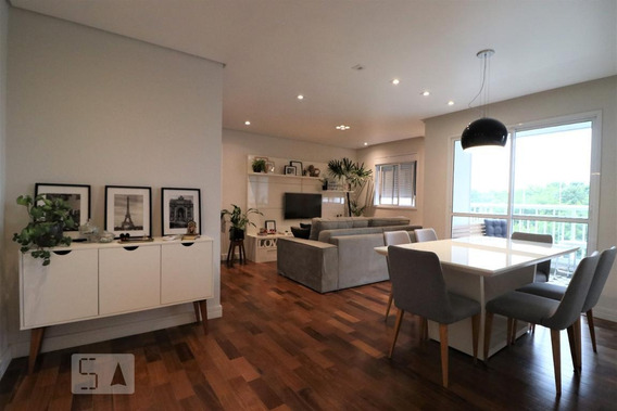 Apartamento Para Aluguel - Parque Industrial Das Oliveiras, 2 Quartos, 73 - 893030189