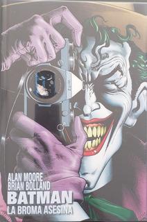 Batman - La Broma Asesina (edición Deluxe) Ecc