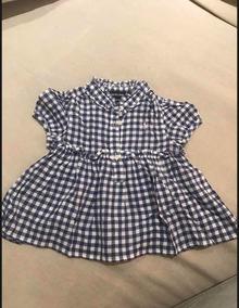 Blusa Polo Ralph Lauren E Um Vestido Polo Originajs.