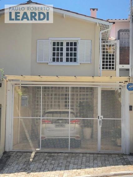 Casa Assobradada Campo Belo - São Paulo - Ref: 567166