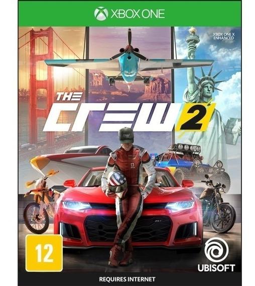 The Crew 2 Xbox One Lacrado