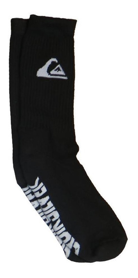Quiksilver Medias Legacy Crew Black & White -unico Color-u