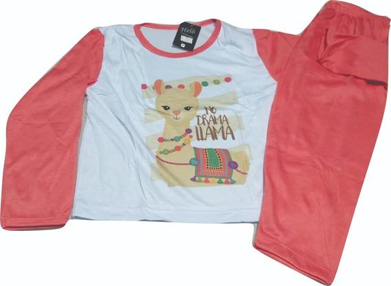 Pijama Infantil Feminino Roupa De Dormir Infantil