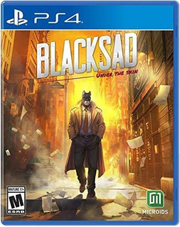 Juego Blacksad: Under The Skin Limited Edition Playstation 4