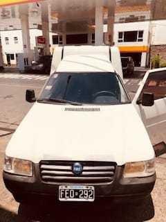 Fiat Fiorino 1.3 Gnc 2005
