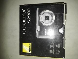 Camara Digital Nikon Coolpix S2900