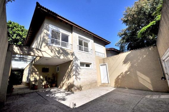 Sobrado Em Alto De Pinheiros, São Paulo/sp De 297m² 4 Quartos Para Locação R$ 15.500,00/mes - So429630
