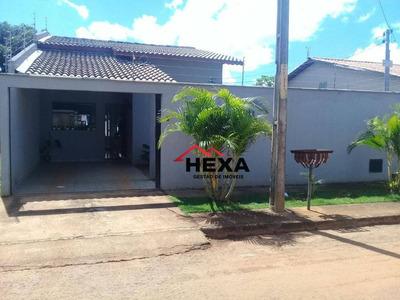 Casa Residencial À Venda, Residencial Triunfo, Goiânia. - Ca0371