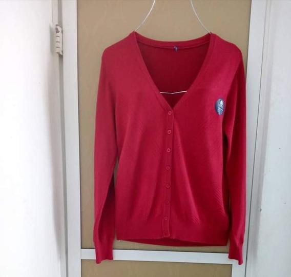 Sweater Rojo Oferta Sueter ,abrigo Invierno