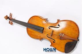 Viola De Arco 4/4 Envelhecido Luthier Eloisio Sbo