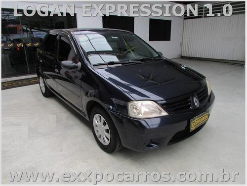 Renault Logan Expression 1.0 Ano 2008 - Leia As Observações