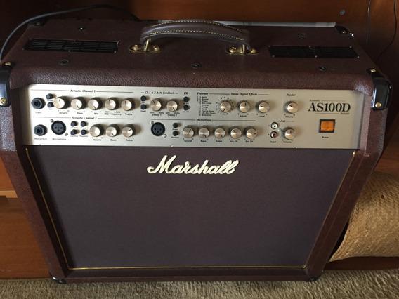 Amplificador Marshall As100d