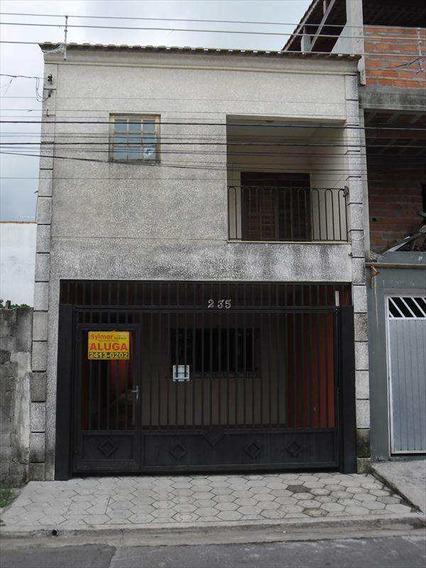Sobrado 1 Dorm, Jardim Presidente Dutra, Guarulhos - V277