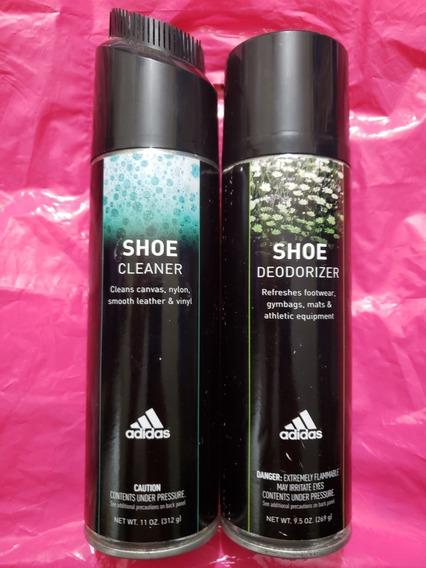 Limpiador Y Desodorizante Para Zapatos Deportivos Y De Tela