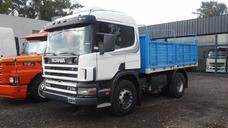 Scania 114g P330 Baranda Volcable (anticipo+financiacion)