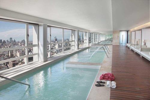 Loft De 33m² C/cochera.piso Alto Amplia Vista En Quartier San Telmo.