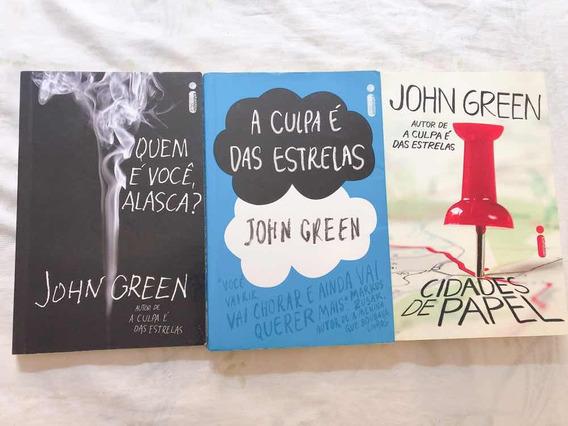 Coleção De Livros John Green