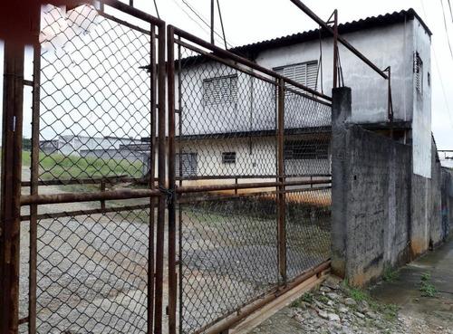 Imagem 1 de 13 de Terreno Piraporinha Diadema  Sp Fundos Linha Trólebus 5000m²