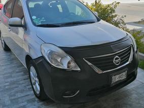 Nissan Versa 1.6 Advance At 2012