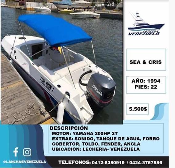 Lancha Sea & Cris Lv115