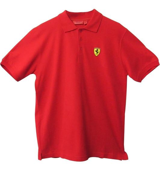 Polo Clasica Ferrari Scudetto
