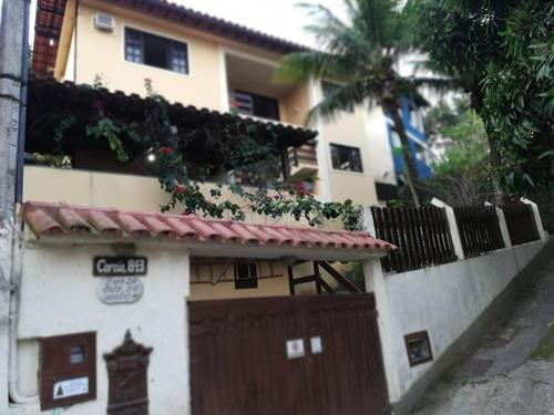 Imagem 1 de 9 de Casa Com 3 Quartos Por R$ 590.000 - Marazul /rj - Ca21414