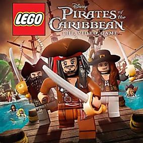 Lego Piratas Do Caribe - Português # # Ps3 Sem Stress