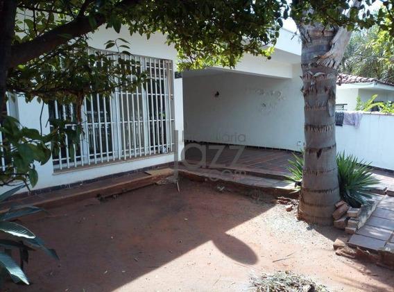 Casa Com 3 Dormitórios À Venda, 287 M² Por R$ 1.000.000,00 - Taquaral - Campinas/sp - Ca5254