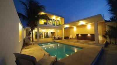 Hermosa Casa De Playa Para Renta O Venta En Telchac Puerto