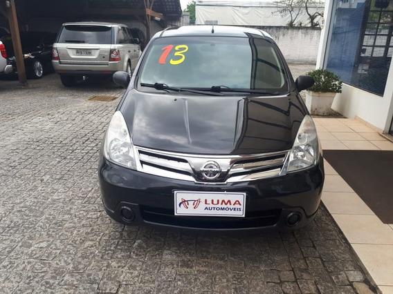 Nissan Livina S 1.6 16v Flex 4p 2013